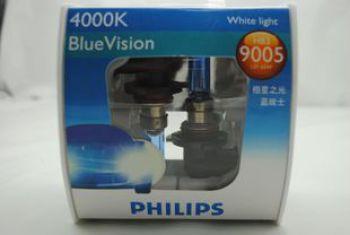 BLUE VISION 9005 (HB3)4000K
