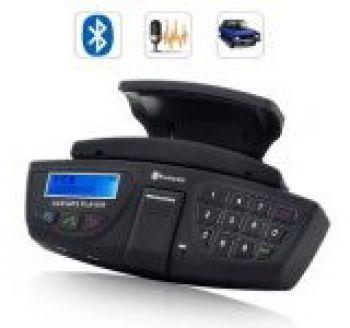 Bluetooth и MP3-плеер на руле