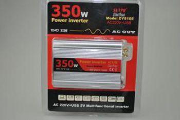 Инвертер 350вт модель DY - 8105