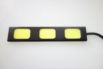 Дневные ходовые огни (DRL) COB 3 LED