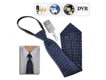 Шелковый галстук -камера
