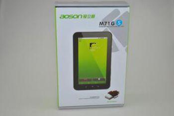 Aoson M17GS планшетный компьютер
