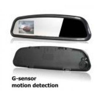 Видеорегистратор в зеркале Х12