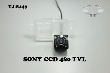 Штатная камера заднего вида для SSANG YONG ACTYON