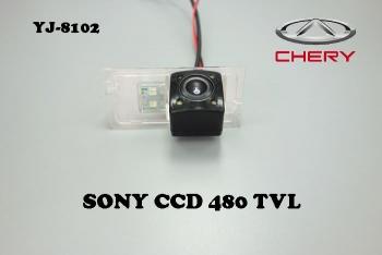 Штатная камера заднего вида для CHERY FULWIN 2 2013
