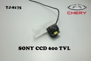 Штатная камера заднего вида для CHERY A3 ХЭТЧБЭК  2008-2010