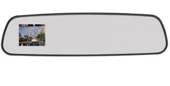 Видеорегистратор в зеркале DVR 300