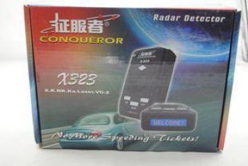 Радар-детектор Conqueror X-323
