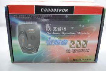 Радар-детектор Conqueror 208