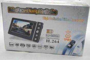 GPS Навигатор с регистратором