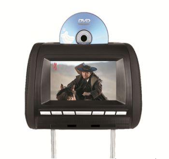 DVD плеер в подголовник J6601