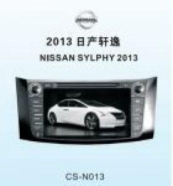 Головное устройство NISSAN SYLPHY 2012