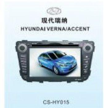 Головное устройство HYUNDAI I40