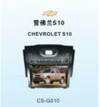 Головное устройство CHEVROLET S10
