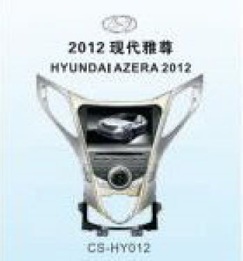Головное устройство HYUNDAI AZERA 2011