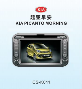 Головное устройство KIA PICANTO MORNING