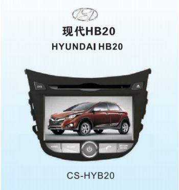 Головное устройство для HYUNDAI HB20