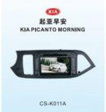 Головное устройство для KIA MORNING