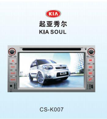 Головное устройство KIA SOUL 2010-2012
