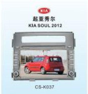 Головное устройство для KIA SOUL 2012