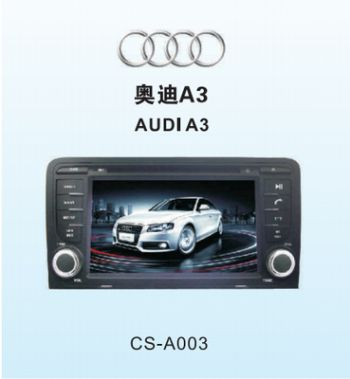 Головное устройство AUDI A3