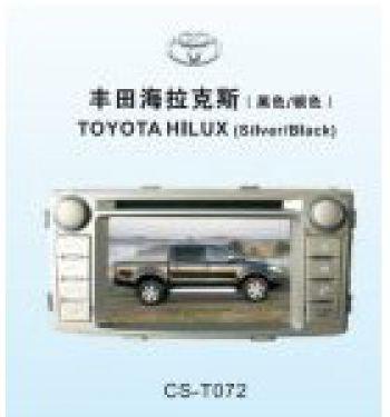 Головное устройство TOYOTA HILUX 2012