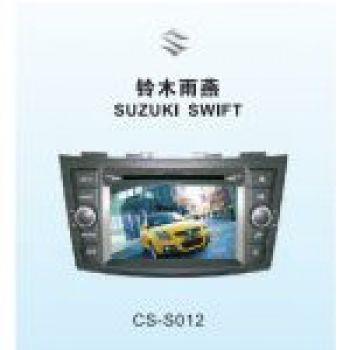 Головное устройство SUZUKI SWIFT 2011