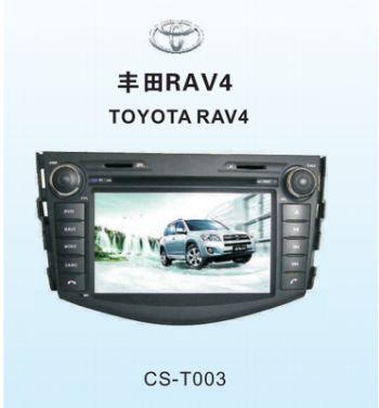 Головное устройство TOYOTA RAV4 2006