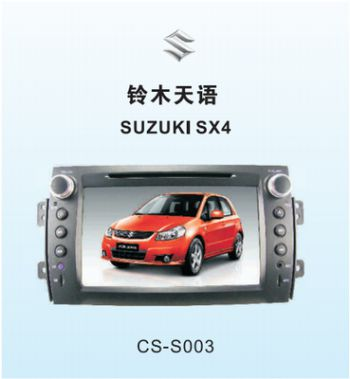 Головное устройство SUZUKI S4