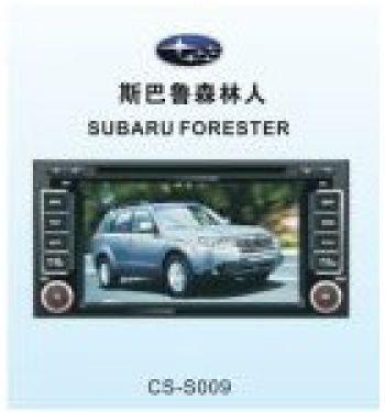 Головное устройство SUBARU FORESTER