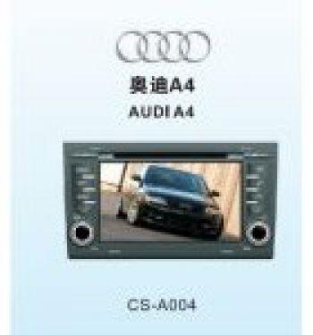 Головное устройство AUDI A4 2002-2008