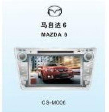 Головное устройство MAZDA 6 2008-2012