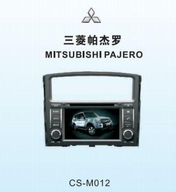 Головное устройство MITSUBISHI PAJERO