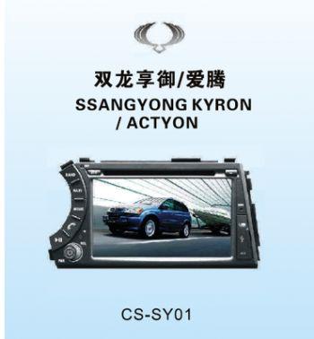 Головное устройство для SSANGYONG KYRON