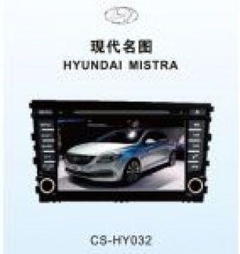 Головное устройство для HYUNDAI MISTRA