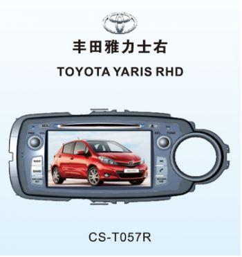 Головное устройство TOYOTA YARIS RHD