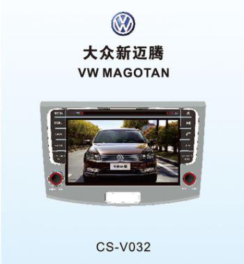 Головное устройство для VW MAGOTAN 2013