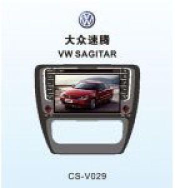Головное устройство для VW SAGITAR 2013