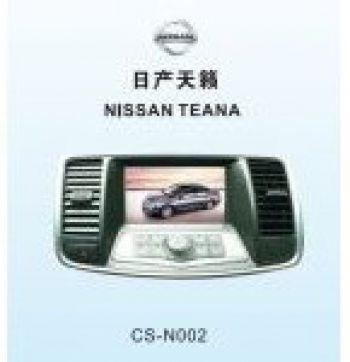 Головное устройство NISSAN TEANA