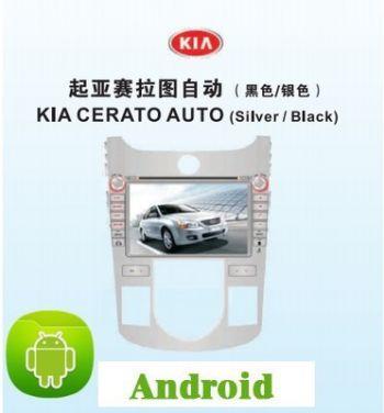 ANDROID СИСТЕМА KIA CERATO Auto Air-Conditioner