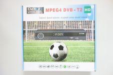 Цифровой эфирный DVB-T2 приемник