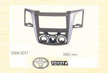 Pамка 2 DIN для TOYOTA VIGO 2004-2011