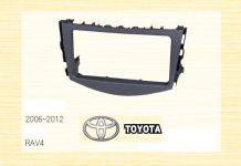 Pамка 2 DIN для TOYOTA RAV4 2006-2012