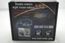 Видеорегистратор DVR P5000 double