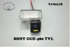 Штатная камера заднего вида для TOYOTA VERSO 2011