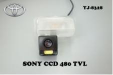 Штатная камера заднего вида для TOYOTA COROLLA 2014