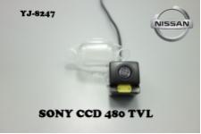 Штатная камера заднего вида для NISSAN NV200