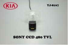 Штатная камера заднего вида для KIA FORTE 2009-2011
