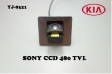 Штатная камера заднего вида для KIA K3 ХЭТЧБЭК 2014 - K3S