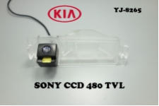 Штатная камера заднего вида для KIA SHUMA 2011